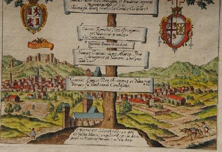 1612 Reges Arrag. Veteres. Antiguos reyes de Aragón. Desde Ennicus llamado Arista 852.